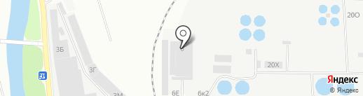 ВекториЯ на карте Санкт-Петербурга