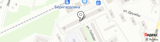 Остров детства на карте Всеволожска