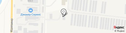 Холдинг-78, ЗАО на карте Тельманы