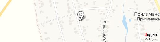 2click на карте Прилиманского
