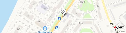 Тельмановская школа искусств на карте Тельманы