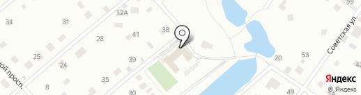 Комитет по образованию Администрации муниципального образования Всеволожский муниципальный район Ленинградской области на карте Всеволожска