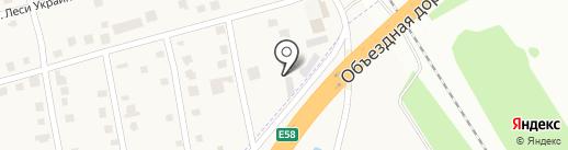 Avtoboss на карте Усатово