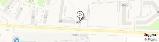 Сеть платежных терминалов на карте Тельманы
