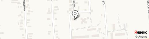 Администрация Молодёжненского сельсовета на карте Молодёжного