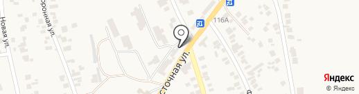 Терминал самообслуживания, КБ ПриватБанк, ПАО на карте Прилиманского