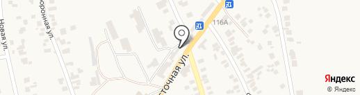 Банкомат, КБ ПриватБанк, ПАО на карте Прилиманского