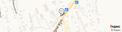 КвіТочка на карте Прилиманского