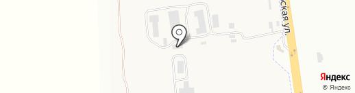 Зелений шлях, ТОВ на карте Авангарда