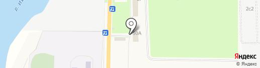 РЕСО-Гарантия, СПАО на карте Тельманы