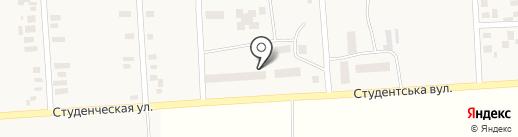 Аптека на карте Молодёжного