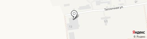 Грико на карте Авангарда