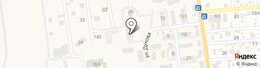 Дом культуры на карте Авангарда