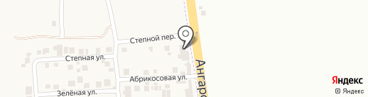 Савитар на карте Авангарда