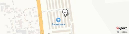 Кровельщик на карте Одессы