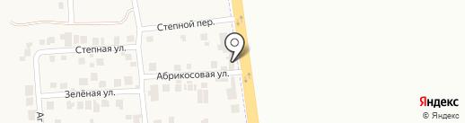 Магазин шин на карте Авангарда