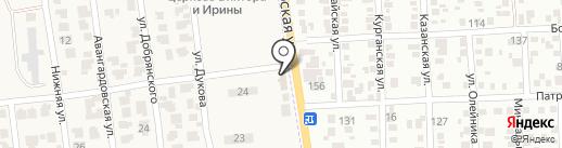 АТБ на карте Авангарда