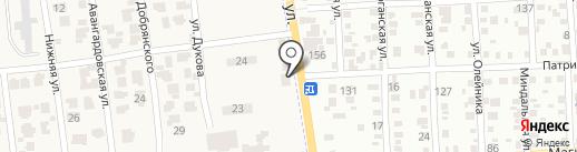 Ibox на карте Авангарда