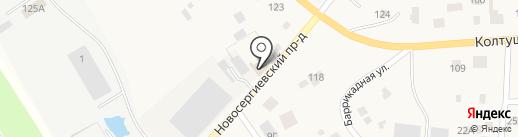 КолтушиАвтоТюнинг на карте Старой