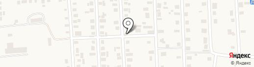 Калиновий кущ на карте Молодёжного