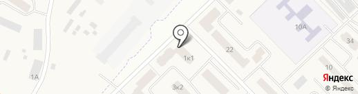 Мегаполис Колтуши, ТСЖ на карте Старой