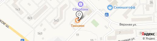 Почта Банк, ПАО на карте Старой