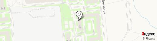 Продовольственный магазин на карте Тельманы