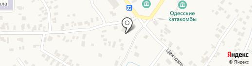 Терминал самообслуживания, КБ ПриватБанк, ПАО на карте Нерубайского