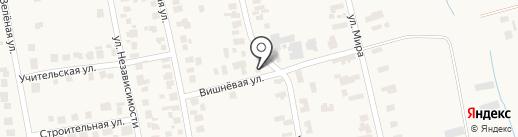 Лиман на карте Малодолинского