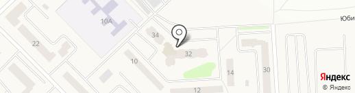 Леон на карте Старой