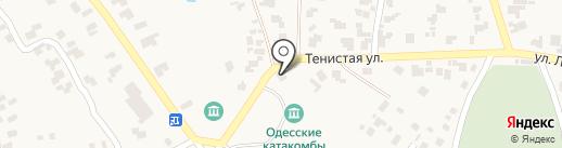 Мастерская по ремонту обуви на карте Нерубайского