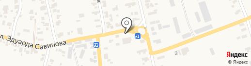 Свежая баранина на карте Малодолинского