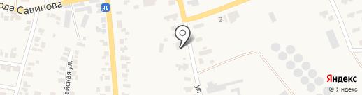 Ощадбанк, ПАТ на карте Малодолинского