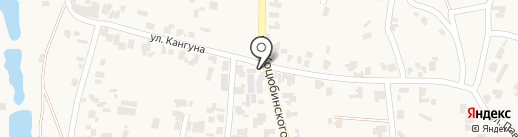 Букет на карте Нерубайского