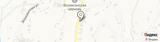 Магазин строительных и отделочных материалов на карте Нерубайского