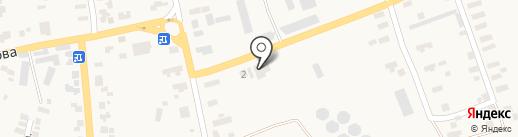 Авто life на карте Малодолинского