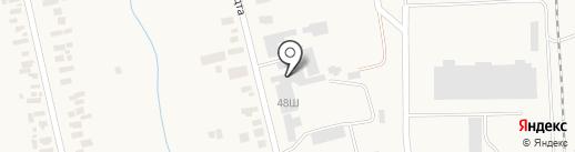 Альфа-Сервис-Групп на карте Малодолинского