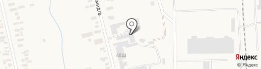 2click на карте Малодолинского