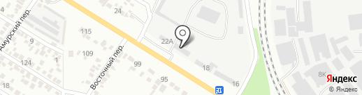 Одесса-Инвест на карте Одессы
