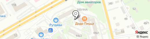 Comepay на карте Всеволожска