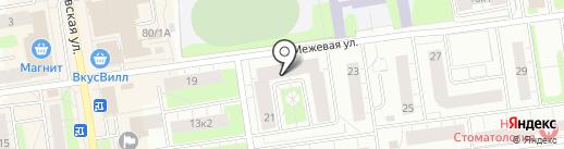 Магазин инженерной сантехники на карте Всеволожска