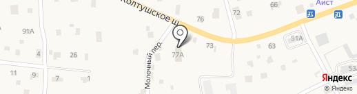 ПК на карте Старой