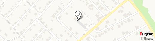Магазин строительных материалов на карте Нерубайского
