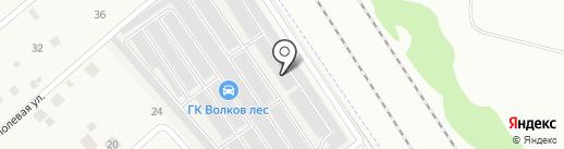 Айс Авто на карте Тельманы