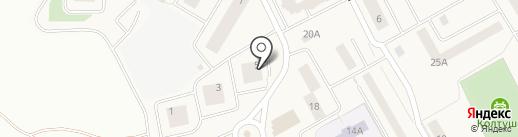 Магазин хозтоваров, посуды и товаров для рукоделия на карте Старой