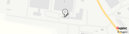 Ильичёвский завод автомобильных агрегатов на карте Ильичёвска