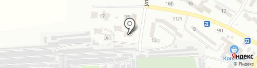 Элиткомсервис на карте Ильичёвска