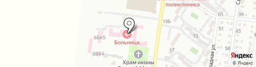 Банкомат, Ощадбанк на карте Ильичёвска