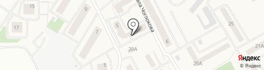 Автосервис на карте Старой