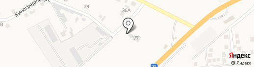 Мега-Ермел на карте Нерубайского